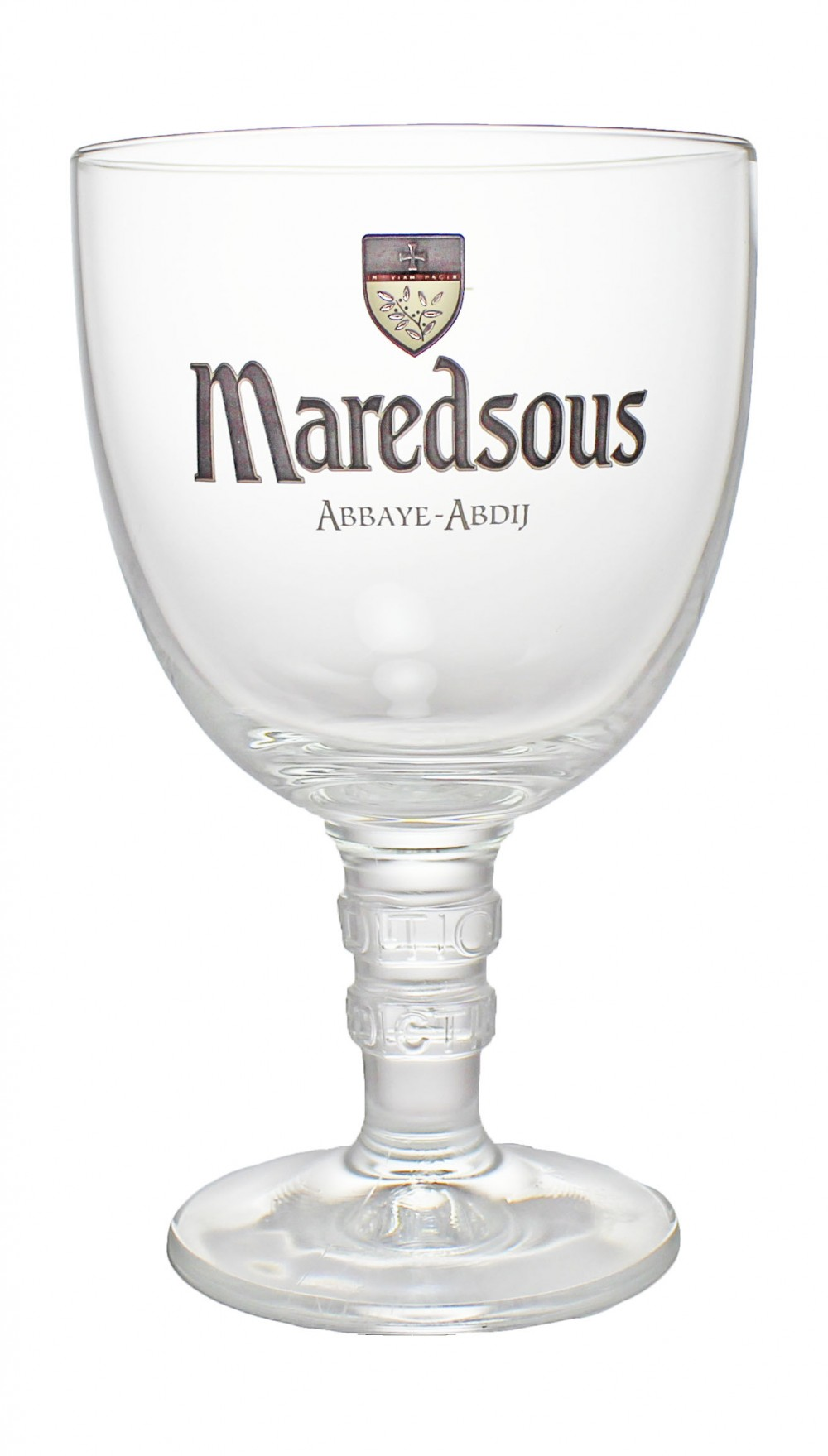 Photo de face de Maredsous