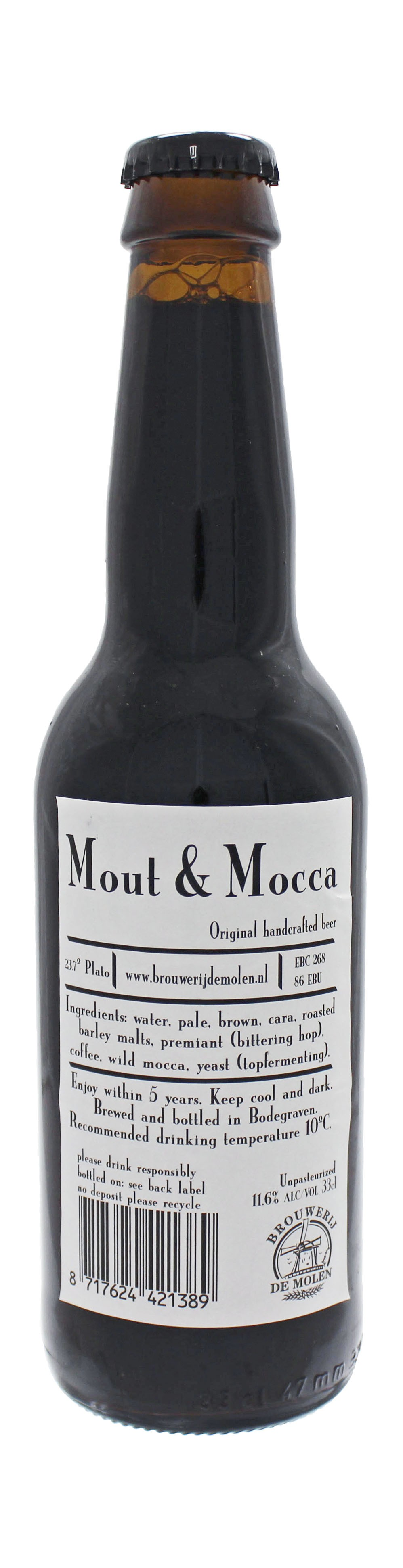 Photo de face de Mout & Mocca