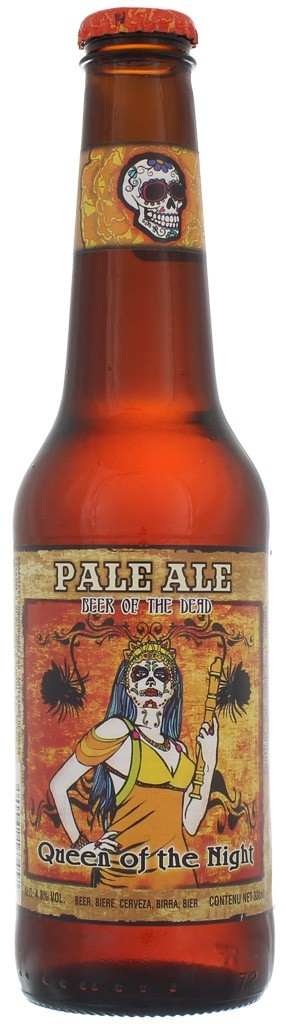 bière Queen of The Night Pale Ale