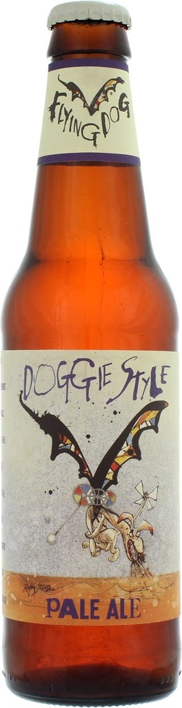 Bière Doggie Style par Flying Dog