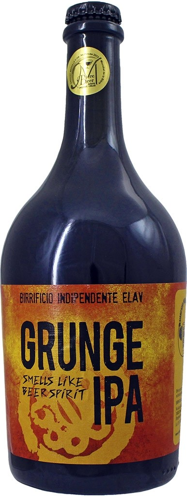 Photo de  Elav Grunge IPA 75cl