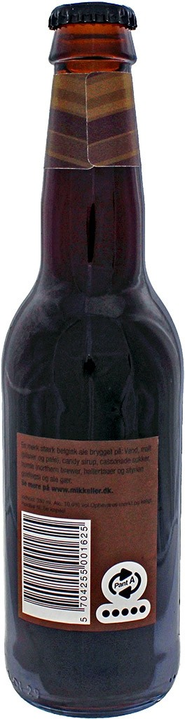 Photo de la bière Mikkeller Monks Elixir