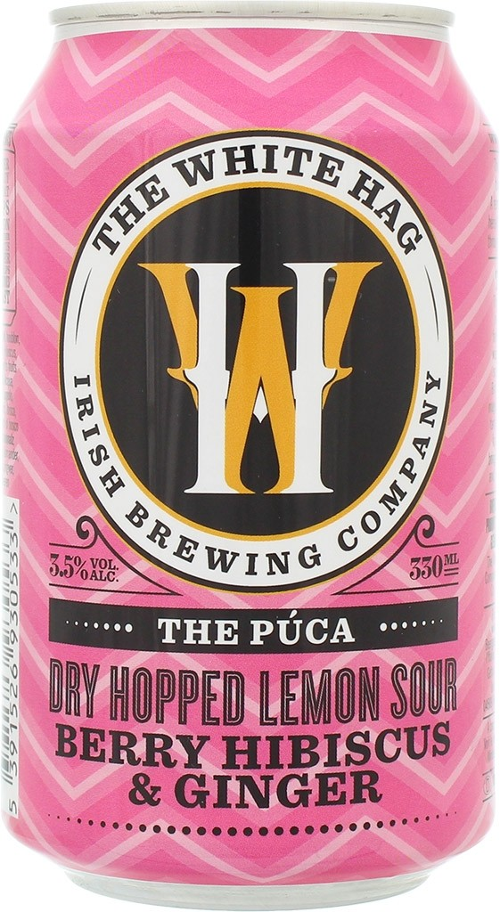 Bière The Puca Hibiscus & Ginger