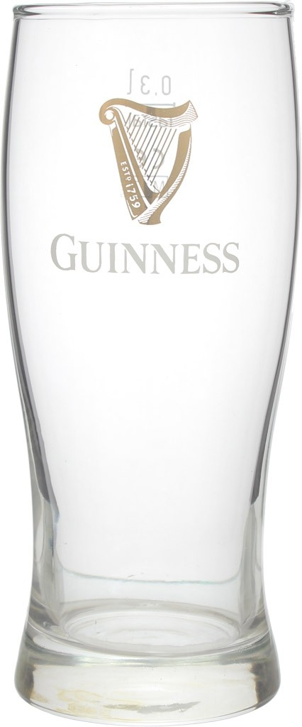 Verre Guinness 30 cl