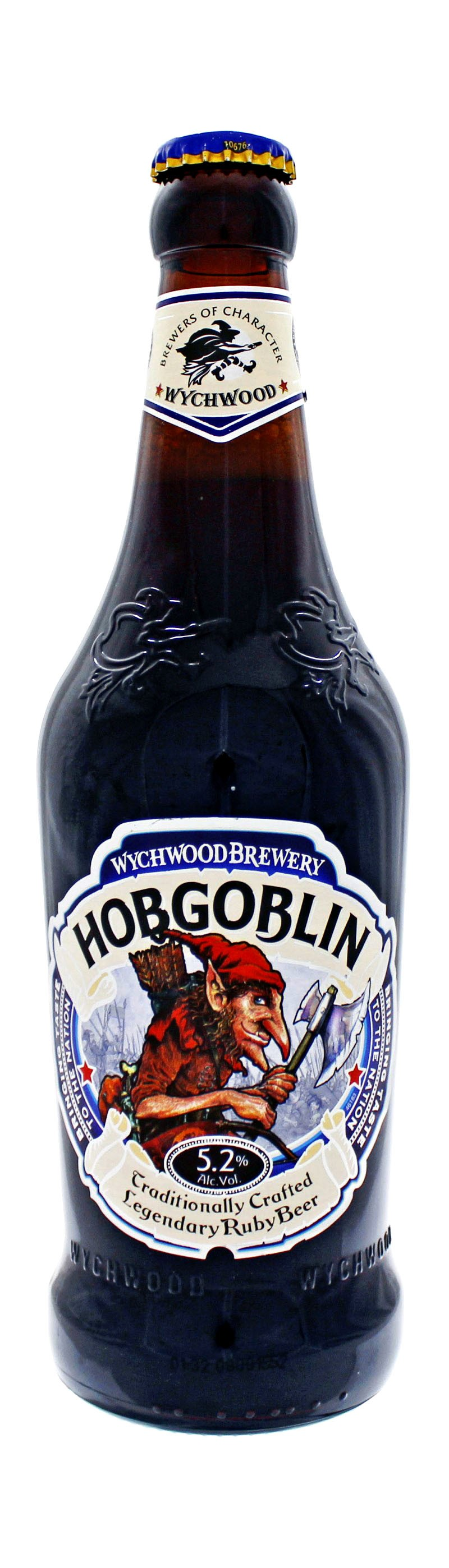 Photo de face de Hobgoblin