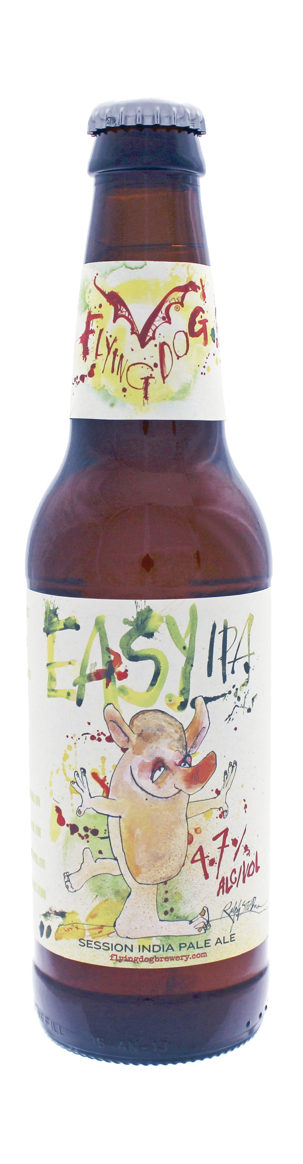 Photo de face de Easy IPA