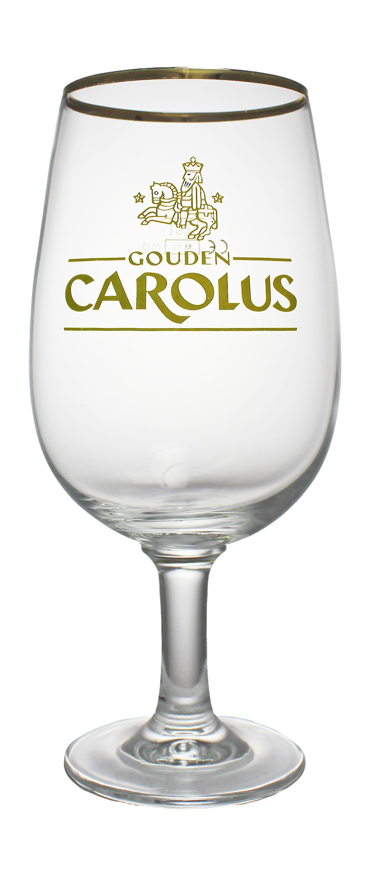 Photo de face de Gouden Carolus