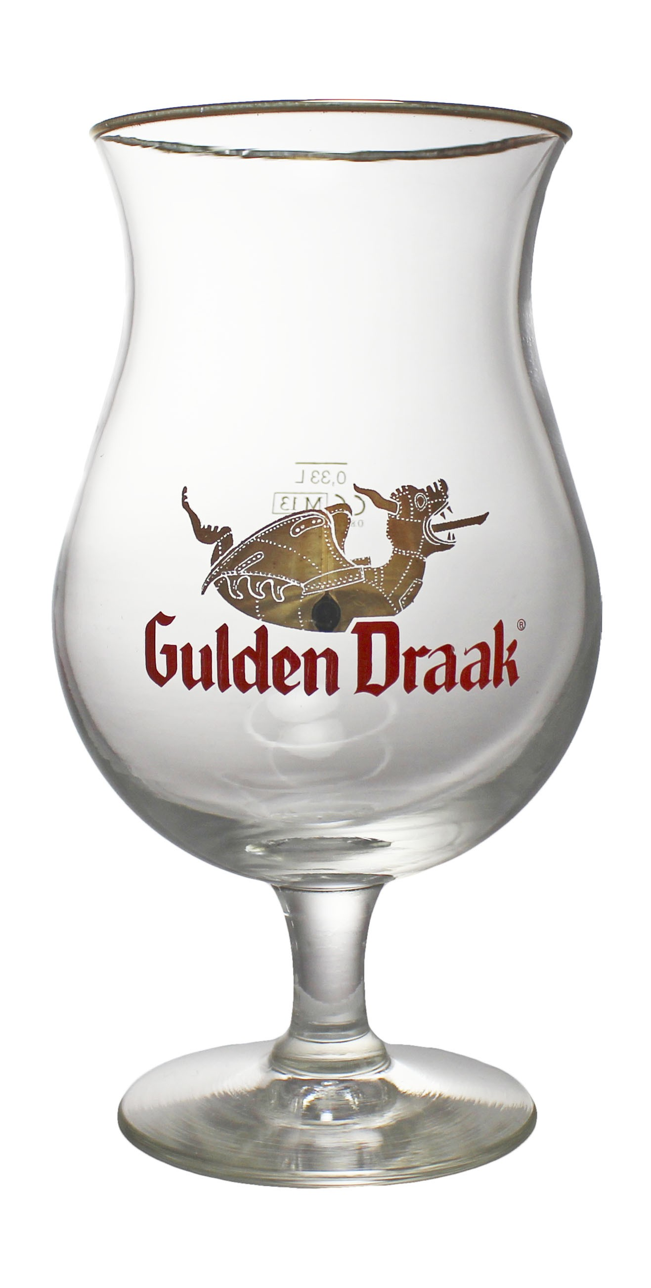 Photo de face de Gulden Draak