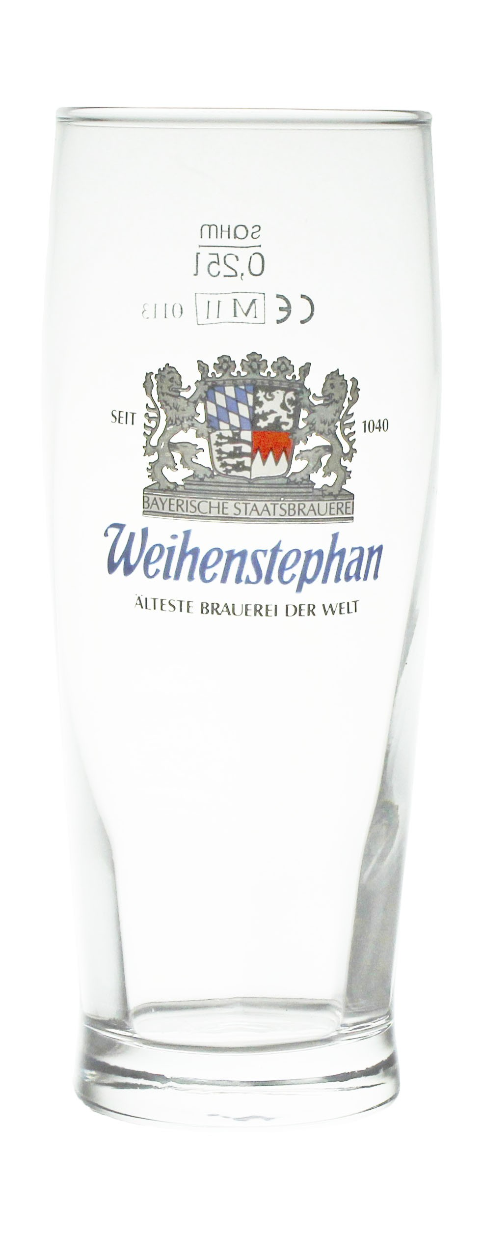 Photo de face de Weihenstephan