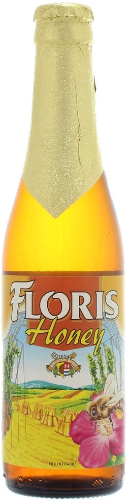 Bière Floris Honey par Huyghe