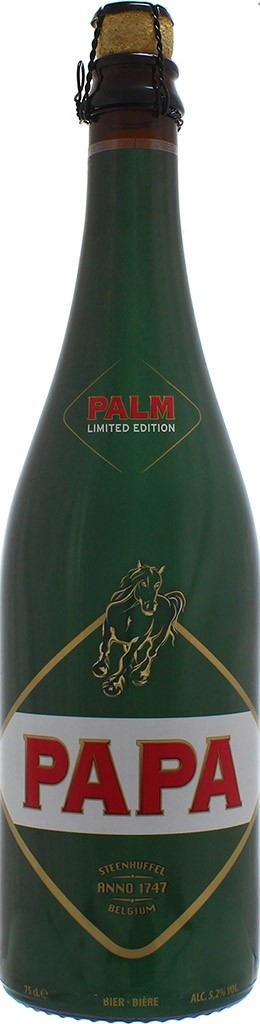 Bière Palm Papa Limited Edition