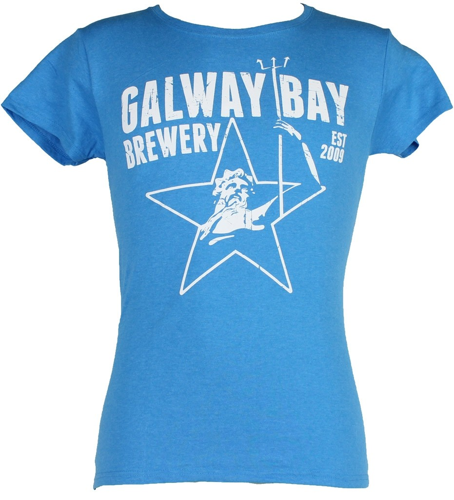 Tee Shirt Homme Galway Bay Brewery