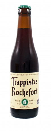Photo de face de Trappistes Rochefort 8
