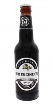 Photo de face de Old Engine Oil