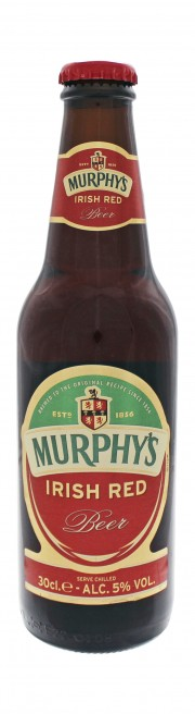 Photo de face de Murphy's Irish Red