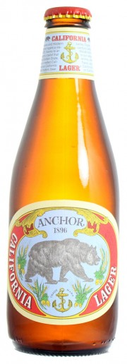 Anchor California Lager par Anchor Brewing