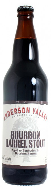 Anderson Valley - Bourbon Barrel Stout