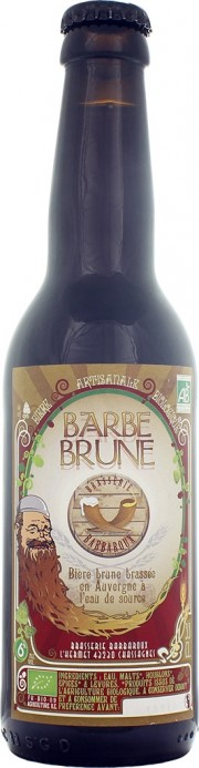 Bière Barbe Brune par Barbaroux (France)