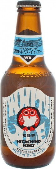 Bière Hitachino Nest White Ale