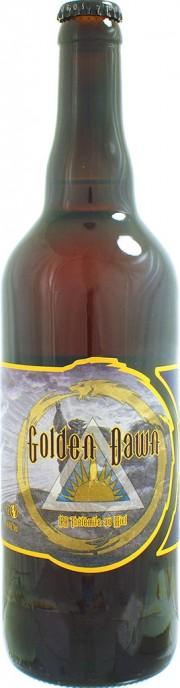 Bière Golden Dawn par Ouroboros