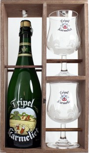 Coffret Karmeliet Tripel par Bosteels