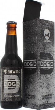 Bière Imperial Stout Brewdog Dog D