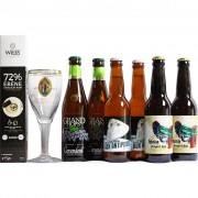 Coffret Beer & Chocolate : Amer