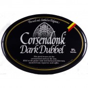 Plaque décorative Corsendonk Dark Dubbel