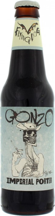 Bière Gonzo par Flying Dog