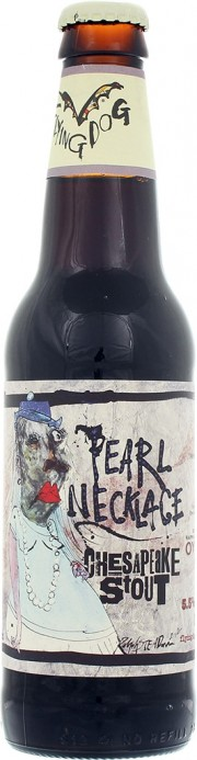 Bière Flying Dog Pearl Necklace Chesapeake Stout