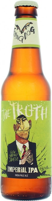 Bière The Truth par la brasserie Flying Dog