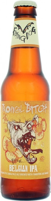 Bière Tropical Bitch par Flying Dog