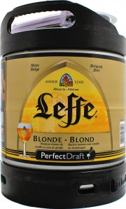 Fût Perfect Draft Leffe Blonde