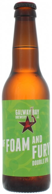 Bière Of Foam and Fury par Galway Bay