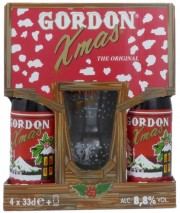 Coffret Gordon Xmas de John Martins