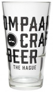 Verre droit Kompaan Craft Beer