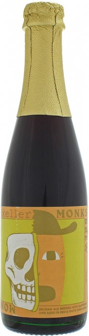Bière Monks Brew (Barrel Aged Red/White Wine and Raspberry Edition)