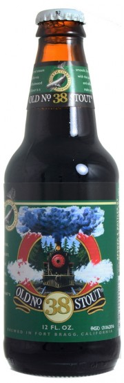Old 38 Stout par la brasserie North Coast