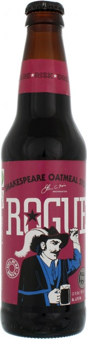 Bière Rogue Shakespeare Oatmeal Stout