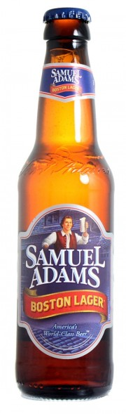 Bière Boston Lager par Samuel Adams