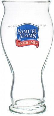 Verre Boston Lager de Samuel Adams