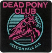 Sous-bocks Dead Pony Club par Brewdog