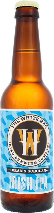 Photo de The White Hag Bran And Sceolan Irish IPA