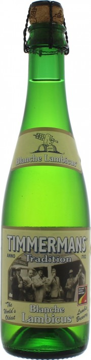 Bière Timmermans Tradition Blanche Lambicus