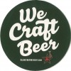 Lot de 100 Sous-Bocks We Craft Beer